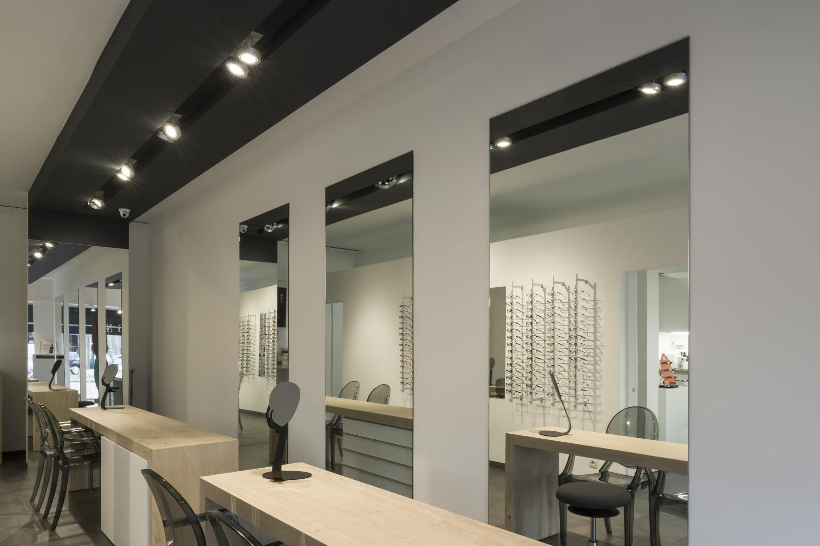 Optiek Design Barbara | Jacobs Interieur