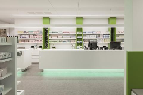 Groen licht apotheek