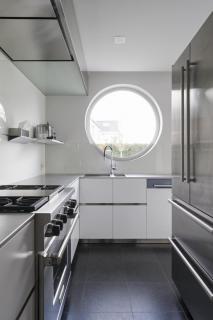 inox werkblad keuken