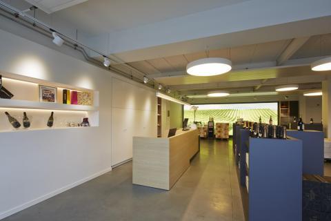 Commercieel interieur