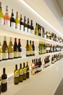 Rek wijn