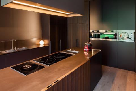 Keuken ingebouwde toestellen